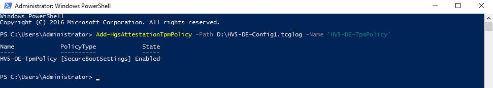 TCGlog файл на HGS сервере