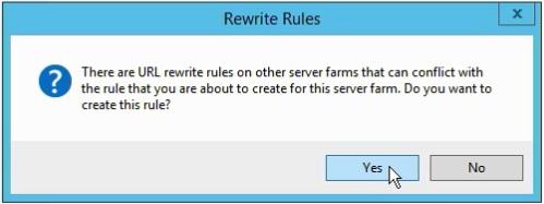 Создание новой серверной фермы