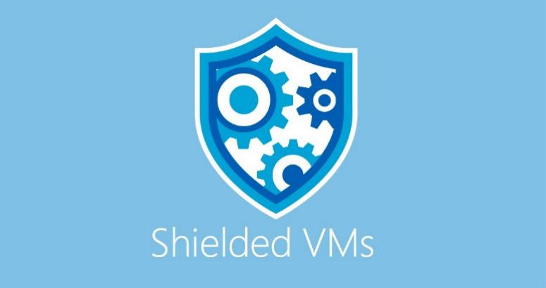 Shielded VM