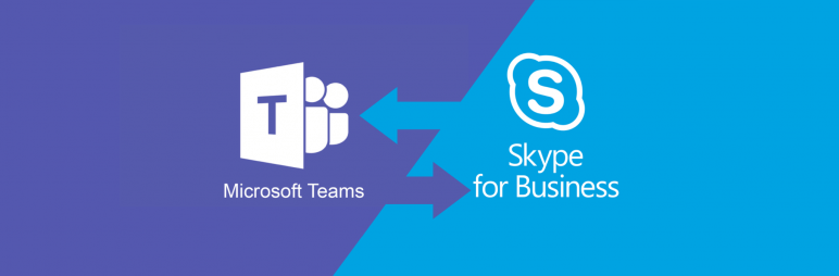 skype and teams